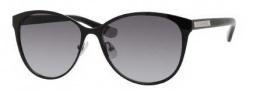 Juicy Couture Juicy 535/S Sunglasses Sunglasses - 0006 Black Silver (Y7 gray gradient lens)