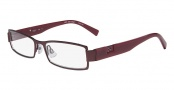 CK by Calvin Klein 5286 Eyeglasses Eyeglasses - 604 Bordeaux
