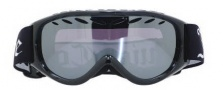 Juicy Couture Juicy 531/S Goggles Sunglasses - 0D28 Black (SC silver mirror gradient lens)