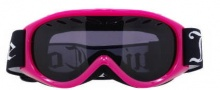Juicy Couture Juicy 531/S Goggles Sunglasses - 0JDL Pink (GT gray gradient lens)