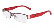 CK by Calvin Klein 5336 Eyeglasses Eyeglasses - 604 Bordeaux