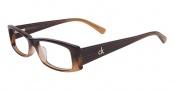 CK by Calvin Klein 5624 Eyeglasses Eyeglasses - 204 Cognac