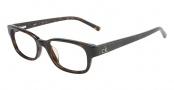 CK by Calvin Klein 5636 Eyeglasses Eyeglasses - 214 Havana