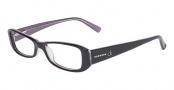CK by Calvin Klein 5637 Eyeglasses Eyeglasses - 500 Violet Crystal Rose