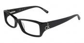 CK by Calvin Klein 5652 Eyeglasses Eyeglasses - 001 Black