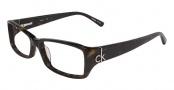 CK by Calvin Klein 5652 Eyeglasses Eyeglasses - 004 Havana