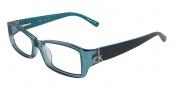 CK by Calvin Klein 5652 Eyeglasses Eyeglasses - 431 Petrol