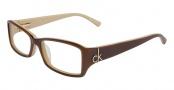 CK by Calvin Klein 5652 Eyeglasses Eyeglasses - 578 Caramel Beige