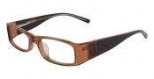 CK by Calvin Klein 5654 Eyeglasses Eyeglasses - 323 Rust