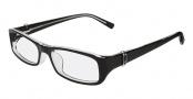 CK by Calvin Klein 5664 Eyeglasses Eyeglasses - 003 Black Crystal