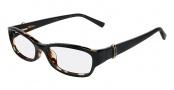 CK by Calvin Klein 5665 Eyeglasses Eyeglasses - 257 Black Havana