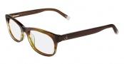 CK by Calvin Klein 5667 Eyeglasses Eyeglasses - 323 Shiny Rust