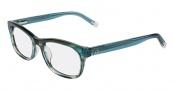 CK by Calvin Klein 5667 Eyeglasses Eyeglasses - 413 Azure