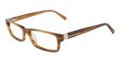 CK by Calvin Klein 5674 Eyeglasses Eyeglasses - 200 Brown