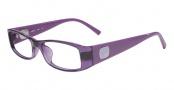CK by Calvin Klein 5677 Eyeglasses Eyeglasses - 660 Levander