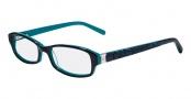 CK by Calvin Klein 5690 Eyeglasses Eyeglasses - 415 Navy Teal