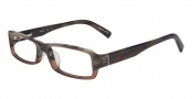 CK by Calvin Klein 5696 Eyeglasses Eyeglasses - 275 Grey Horn