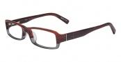 CK by Calvin Klein 5696 Eyeglasses Eyeglasses - 607 Deep Wine