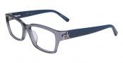 CK by Calvin Klein 5700 Eyeglasses Eyeglasses - 214 Havana