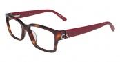 CK by Calvin Klein 5700 Eyeglasses Eyeglasses - 312 Blonde Havana