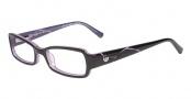 CK by Calvin Klein 5701 Eyeglasses Eyeglasses - 042 Black Plum