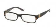 Tory Burch TY2024 Eyeglasses Eyeglasses - 1043 Tortoise Demo Lens