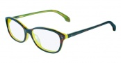 CK by Calvin Klein 5720 Eyeglasses Eyeglasses - 510 Havana Yellow