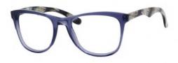 Carrera 6600 Eyeglasses  Eyeglasses - 033Y Blue Horn