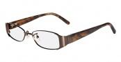 Calvin Klein CK7318 Eyeglasses Eyeglasses - 210 Brown