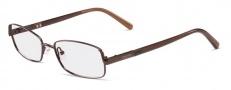 Calvin Klein CK7320 Eyeglasses Eyeglasses - 210 Brown