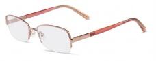 Calvin Klein CK7321 Eyeglasses Eyeglasses - 651 Blush