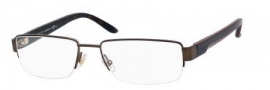 Gucci GG 2219 Eyeglasses Eyeglasses - 01CW Opaque Brown