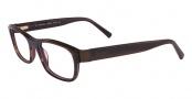 Calvin Klein CK7757 Eyeglasses Eyeglasses - 255 Brown Plum