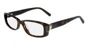 Calvin Klein CK7828 Eyeglasses Eyeglasses - 214 Havana