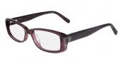 Calvin Klein CK7828 Eyeglasses Eyeglasses - 511 Eggplant Crystal