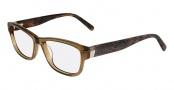Calvin Klein CK7830 Eyeglasses Eyeglasses - 224 Brown Crystal