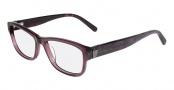 Calvin Klein CK7830 Eyeglasses Eyeglasses - 511 Eggplant Crystal