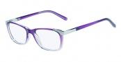Calvin Klein CK7832 Eyeglasses Eyeglasses - 505 Plum Gradient