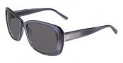 Calvin Klein CK7814S Sunglasses Sunglasses - 429 Slate Crystal
