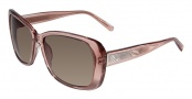 Calvin Klein CK7814S Sunglasses Sunglasses - 651 Blush Crystal
