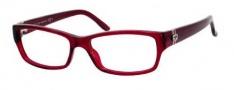 Gucci GG 3573 Eyeglasses Eyeglasses - 0E67 Dark Burgundy