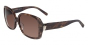 Calvin Klein CK7819S Sunglasses Sunglasses - 245 Brown Horn