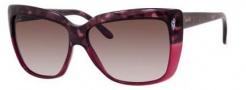 Gucci 3585/S Sunglasses Sunglasses - 0WW5 Havana Avio Letred (S2 brown gradient lens)