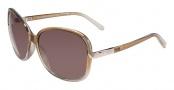 Calvin Klein CK7823S Sunglasses Sunglasses - 278 Sand Crystal