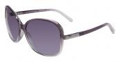 Calvin Klein CK7823S Sunglasses Sunglasses - 511 Eggplant Crystal