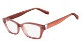 Calvin Klein CK7853 Eyeglasses Eyeglasses - 601 Rose