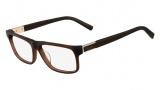 Calvin Klein CK7880 Eyeglasses  Eyeglasses - 210 Brown