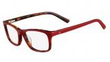 CK by Calvin Klein 5694 Eyeglasses Eyeglasses - 505 Red / Havana