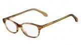 CK by Calvin Klein 5741 Eyeglasses Eyeglasses - 218 Caramel