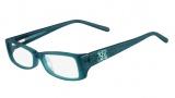 CK by Calvin Klein 5744 Eyeglasses Eyeglasses - 318 Petrol
